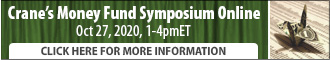 Crane's Money Fund Symposium Online